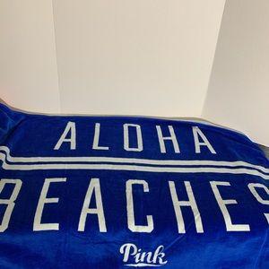 Victoria's Secret aloha beaches towel